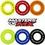 Yamaha YZ YXF WR Blue MX Enduro Apico Blister Busters Motocross Grip Donuts