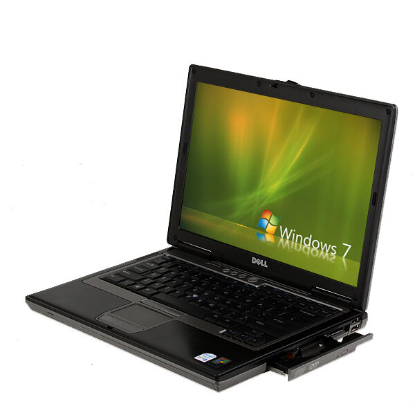 Dell D830 Laptop-Windows 7 + Office-Core 2 Duo- Huge 120gb HDD-- Warranty