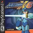 Mega Man X6 (Sony PlayStation 1, 2001)