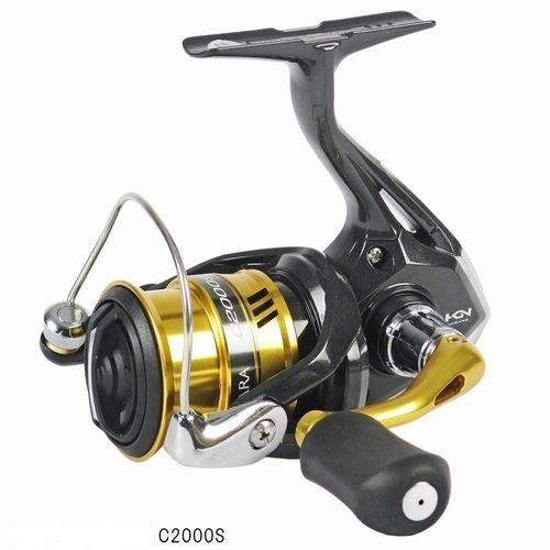 Shimano 17 SAHARA C2000-S Spinning Reel