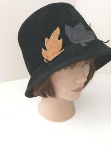 Daniele Meucci Wool Felt Woman's Hat