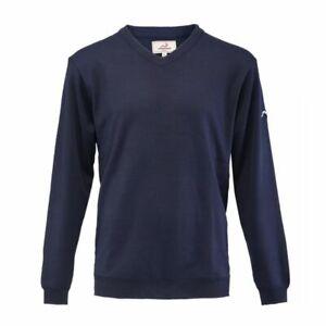 Woodworm-Long-Sleeve-Golf-Sweater-Navy