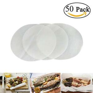 Image Is Loading 50pcs Regency Parchment Paper Liners For Round Cake
