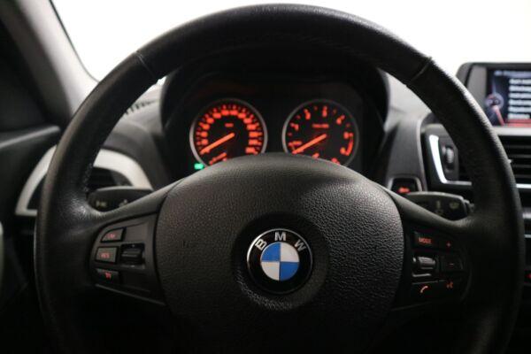 BMW 118d 2,0 aut. - billede 5