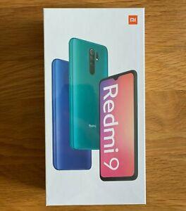 XIAOMI REDMI 9 4GB+64GB Doble Sim (Desbloqueado) Teléfono inteligente Gris Carbono, Nuevo