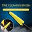 Vehicle-Car-Motorcycle-Wheel-Tire-Rim-Scrub-Brush-Cleaner-Washing-Cleaning-New thumbnail 3
