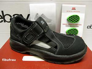 huge discount 8b81a 180d5 Details zu Steitz Secura 10087 Sicherheitsschuhe - FA 710 Sport - S1 -  Sandale