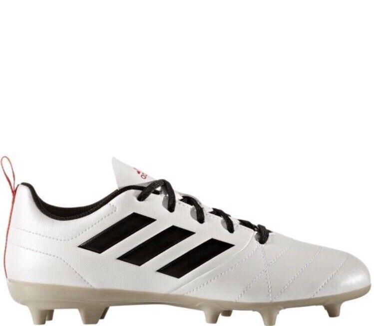 Adidas performance ace 17,4 fg le scarpe bianche ba8558 dimensioni 6   Materiali Di Qualità Superiore    Scolaro/Signora Scarpa