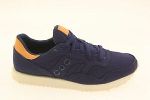 9090d3cd7a42 Image is loading 69-99-Saucony-Men-DXN-Trainer-navy-S70272-