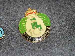 RUC DPOA 10th Anniversary badge - <span itemprop=availableAtOrFrom>Lisburn, Antrim, United Kingdom</span> - RUC DPOA 10th Anniversary badge - Lisburn, Antrim, United Kingdom