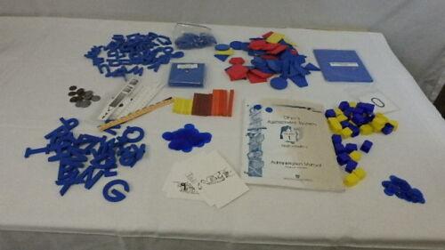 Sonstige Großes Ohio Achievement Systems Klassenzimmer K-1st Klasse Manipulative Set