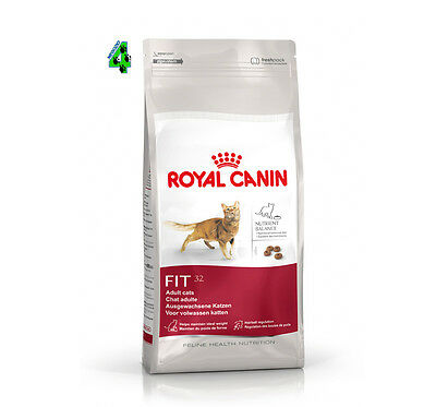 Bello Royal Canin Fit 32 15 Kg Alimento Completo Croccette Per Gatti Gatto