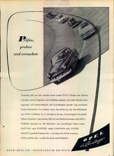 Opel-Rekord-IV-54-Reklame-Werbung-genuine Advert-La publicité-nl-Versandhandel