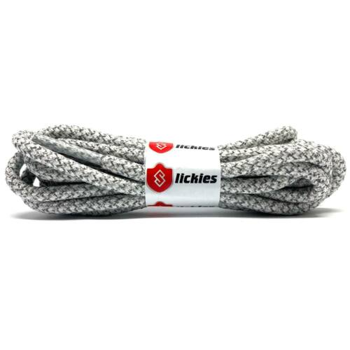 3M Reflective Rope Laces V2 Glow in the Dark Off White