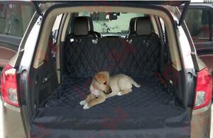New Car Trunk Pet Pad Non Slip Dog Cat Pet Sleeping Protector Waterproof black