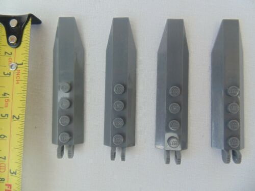 LEGO Rotor Blade Helicopter Propeller Plate Flap Friction Fork Various