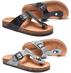 Sandali-neri-estivi-donna-ciabatte-silver-mare-comode-scarpe-zeppa-e-sughero
