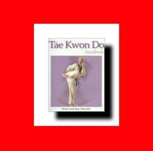 MARTIAL-ARTS-BOOK-MANEUVERS-THE-TAE-KWON-DO-HANDBOOK-KICKING-PUNCHING-STRIKING