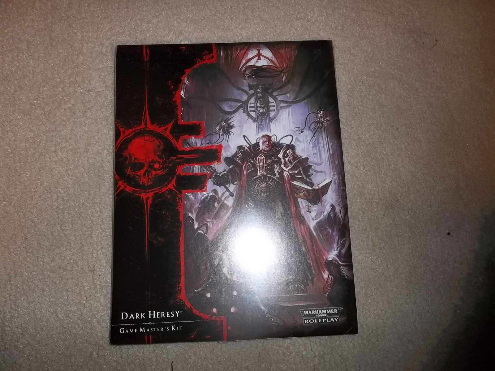 Warhammer 40K RPG Dark Heresy 2nd Ed Game Master's Kit SW