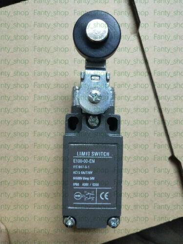 1PC NEW FOR ERSCE E100-00-EM Limit Switch #V2400 CH