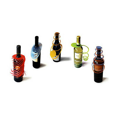 TAT TAT Assorted Colors Wine Bottle Garland Variety Pack Decorative Holidays
