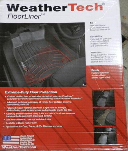 WeatherTech 449011 Front Floor Liner