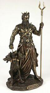HADES-Standing-With-CERBERUS-Greek-Mythology-Underworld-God-Statue-Bronze-Color