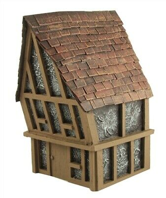 28 MM Scale Assembled Painted /& Ready to Place CONFLIX 6810  Sorcerer/'s House