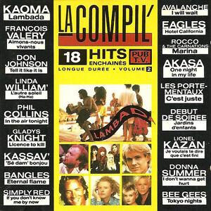 Compilation-CD-La-Compil-039-Volume-2-France-VG-VG