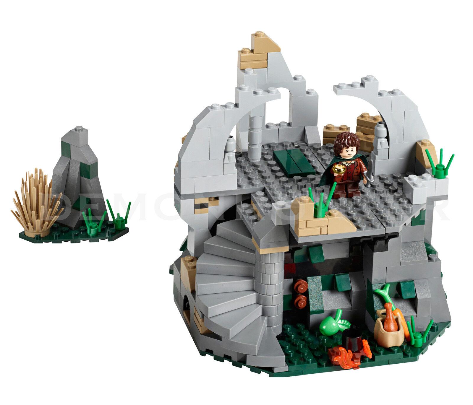 Lego Herr der Ringe 9472 Angriff auf Wetterspitze Minifiguren/Kiste