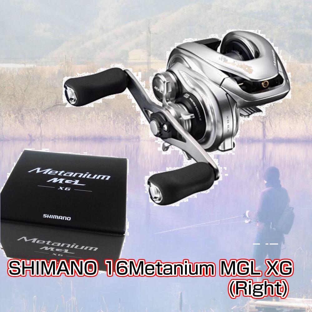 Cocherete Shimano Pesca 16 metanium MGL XG mano derecha [Importación de Japón]
