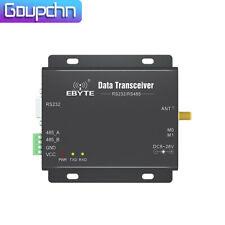 Wireless Transceiver Modem Lora Module 100mw Rs232 Rs485 433mhz E32 Dtu 433l20