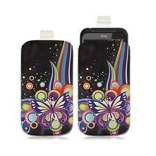 Housse coque étui pochette pour HTC Incredible S avec motif HF05