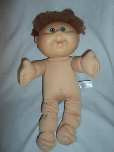 Play-Along-Talking-Cabbage-Patch-Doll-16-034-Plush-Soft-Toy-Stuffed-Animal