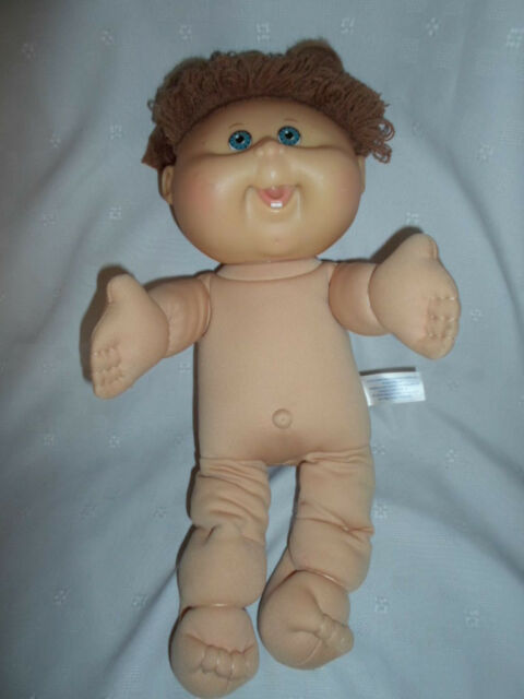 Play Along Talking Cabbage Patch Doll 16