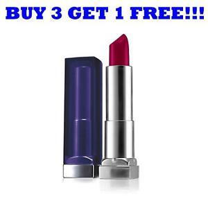 Maybelline Lipstick Color Sensational Matte Fiery Fuchsia 882