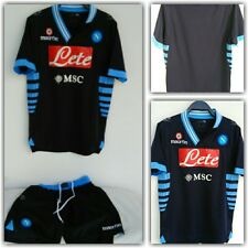 completo calcio napoli macron vintage90 shirt camiseta soccer calcio napoli macr