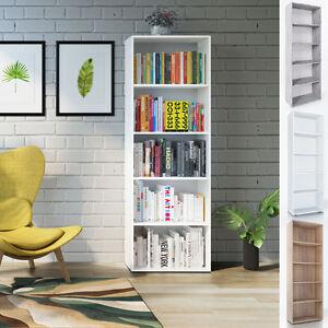 vicco xxl b cherregal 190 x 60 cm wandregal holzregal. Black Bedroom Furniture Sets. Home Design Ideas