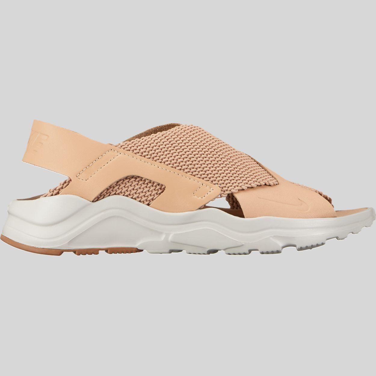 Nike air huarache ultra - tan 885118 200 wmn sz scarpa sinistra 7, scarpe di pelle)