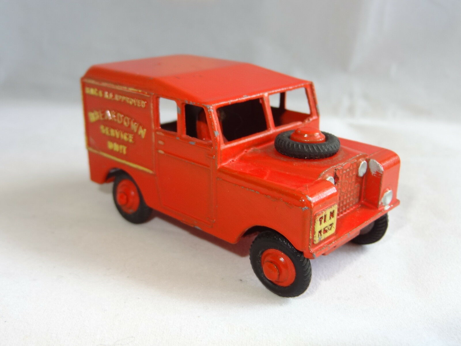 Morestone large scale BREAKDOWN SERVICE LANDROVER 1958 - 79MM