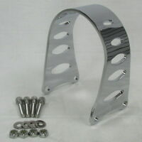 Chrome Harley Fork Brace Fits All Narrow Glide Front Ends W/ 19 21 Front Wheel