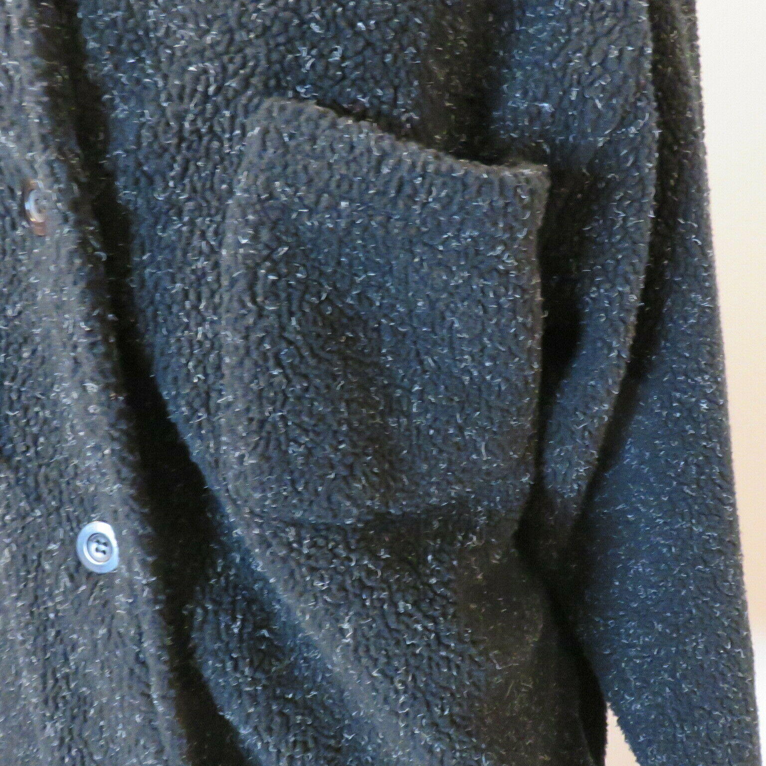 Roaman's M Fleecy Hooded Pockets Duffel Coat Wome… - image 6