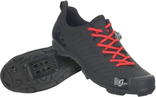 Scott MTB RC Lace Mens Cycling Shoes Black