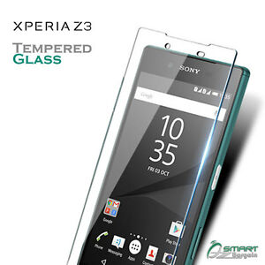 Tempered-Glass-Screen-Protector-Guard-For-Sony-Xperia-Z3-Xperia-Z5