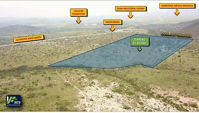 47.44 hectáreas en Villa de Tezontepec, Hidalgo, cerca del Arco Norte.