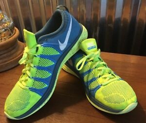 7a15ed1e679d Flyknit Lunar 2 Men s Running Shoes Size 13 In Excellent Condition ...