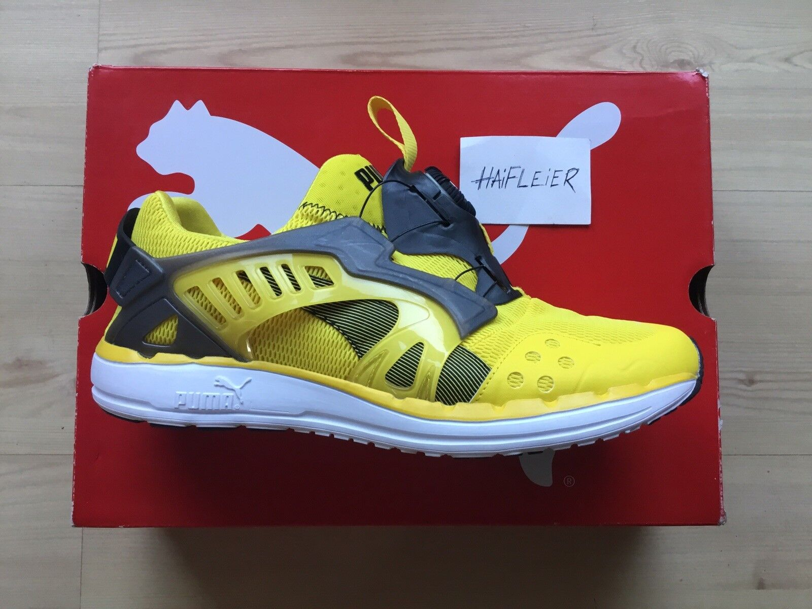 Puma Disc Lite Tech    Gr. US 11   NEU   356137 03