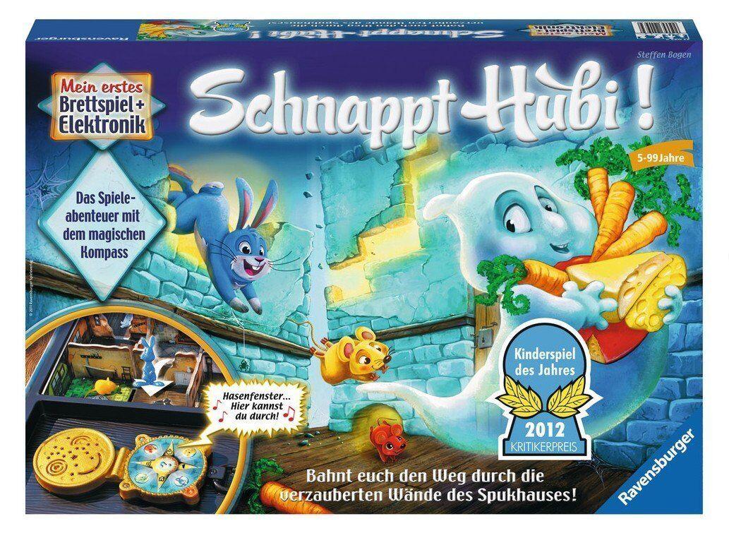 Schnappt Hubi Ravensburger Steffen Steffen Steffen Bogen Brettspiele Spielzeug Spiel Top 78afcd