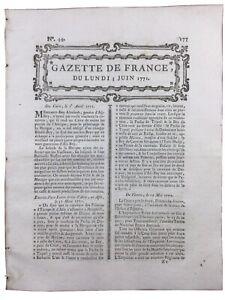 Islam-1771-La-Mecque-Medine-Malte-Miracle-Naples-Chateau-d-Orival-Ali-Bey-Italie