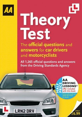 Driving Test Theory (AA Driving Test),AA Publishing